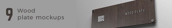 Metal Lasercut Logo Mockups - 3