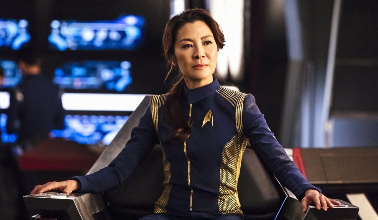 Мишель Йео в образе Филиппы Джорджиу может возглавить спин-офф «Звёздного пути: Дискавери».