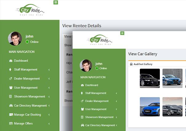 Online vehicle rental system essay