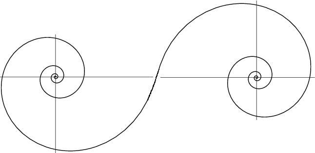 Обратимая спираль