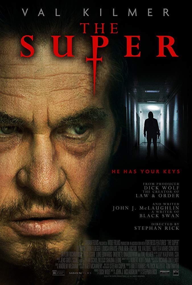 The Super (2017) 720p WEB-DL 650MB
