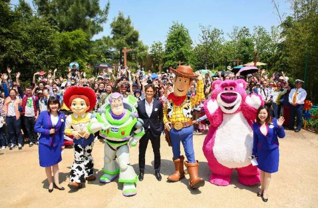 [Shanghai Disneyland] Toy Story Land (2018) - Page 5 SH5