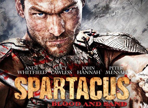Spartacus 13 епизода, (Крај на Прва сезона)