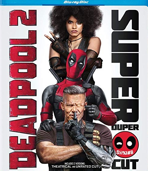 Deadpool 2 (2018) 480p Dual Audio ORG Hindi Super Duper Cut BluRay 400mb
