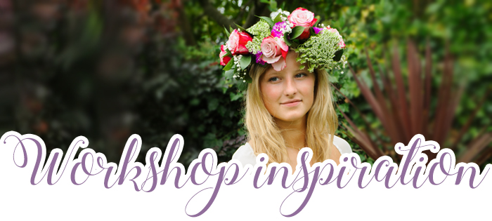 0 flower crown workshop inspiration advice florists lead