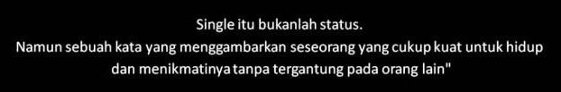 Supaya tidak galau, lebih baik saling mendoakan daripada saling menduakan (•ө•)♡