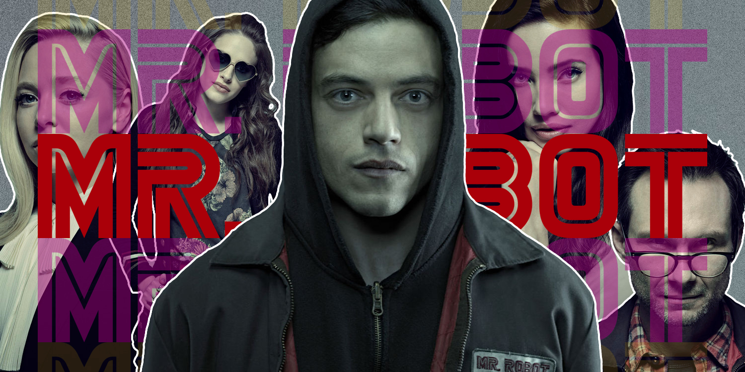 Mr Robot - Season 1 and 2 - Mp4 x264 AC3 1080p