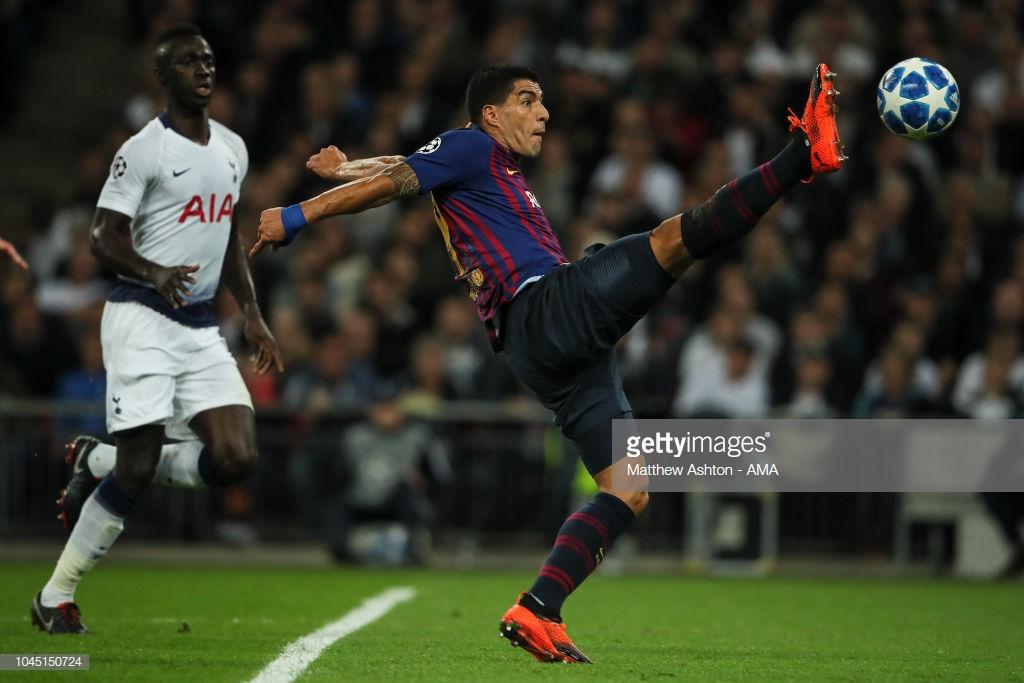 صور مباراة : توتنهام - برشلونة 2-4 ( 03-10-2018 )  E3
