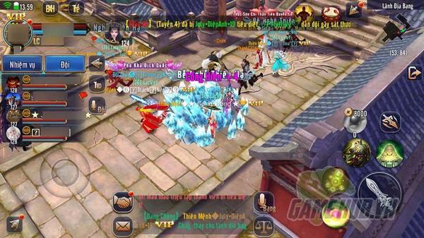 Kiếm Hiệp Truyền Kỳ: Hậu update, game thủ háo hức trải nghiệm phiên bản mới - ảnh 6