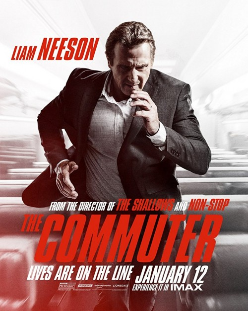 The Commuter 2018 HDCAM avi