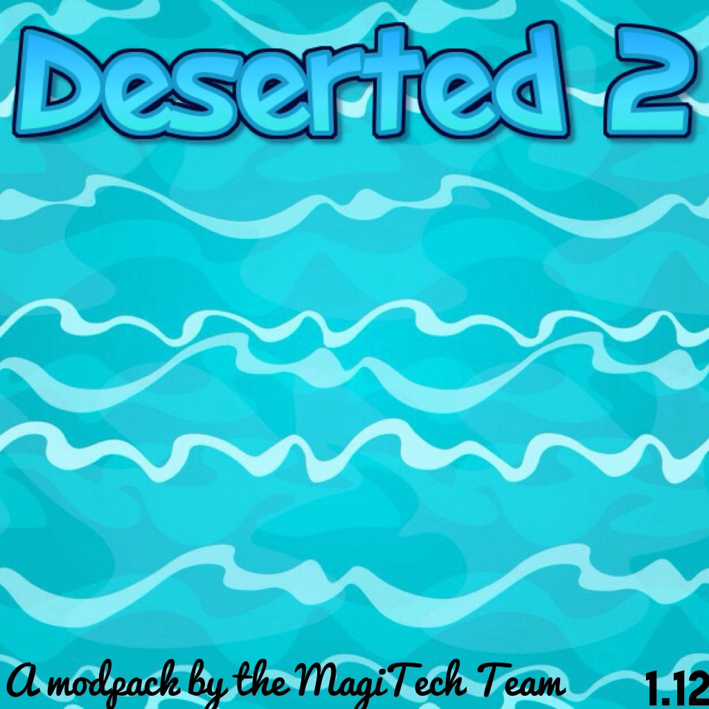 minecraft deserted island