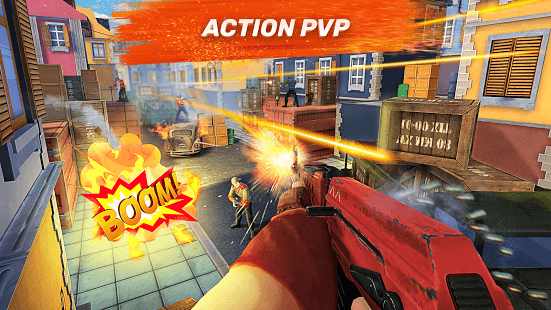 Guns of Boom - Online Shooter 2.7.3 (Mod)
