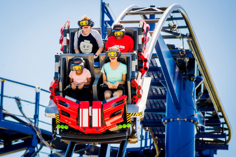 The Great LEGO Race at LEGOLAND Florida
