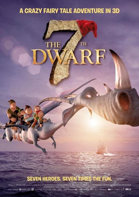 The 7th Dwarf (2014) BluRay 1080p 5.1CH x264