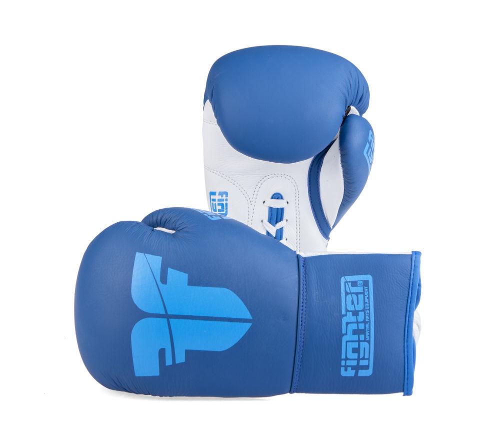 Боксерские перчатки Fighter Competition Pro КОЖА ( Бренд Чехия )