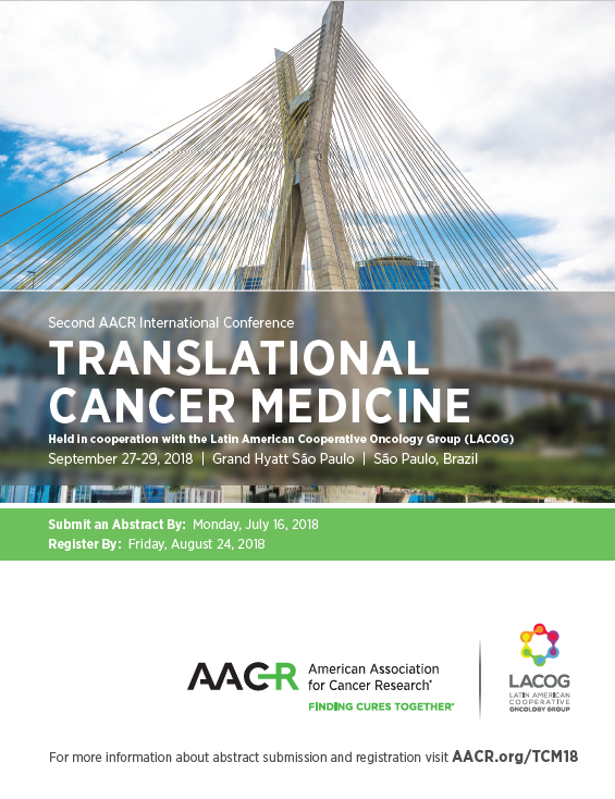 Translational Cancer Medicine