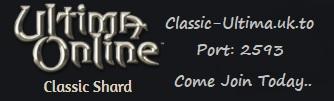 Classic Ultima