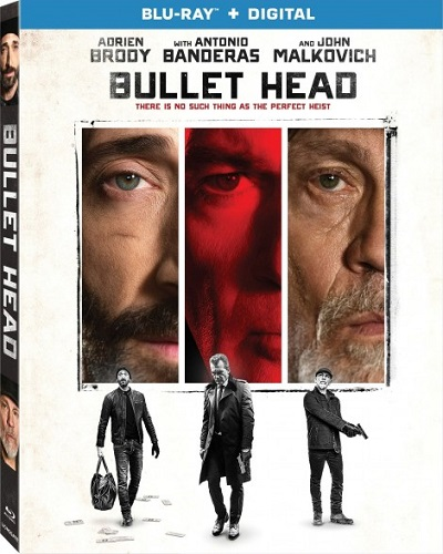 descargar Bullet Head (2017)[DVDRip][Castellano][Thriller][VS] gratis