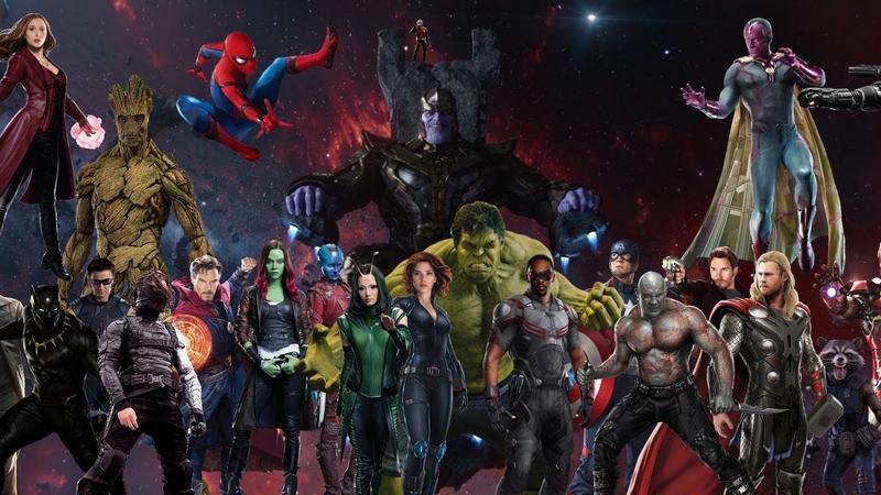 Avengers 3: Infinity War - số lượng siêu anh hùng góp mặt lên đến con số khủng