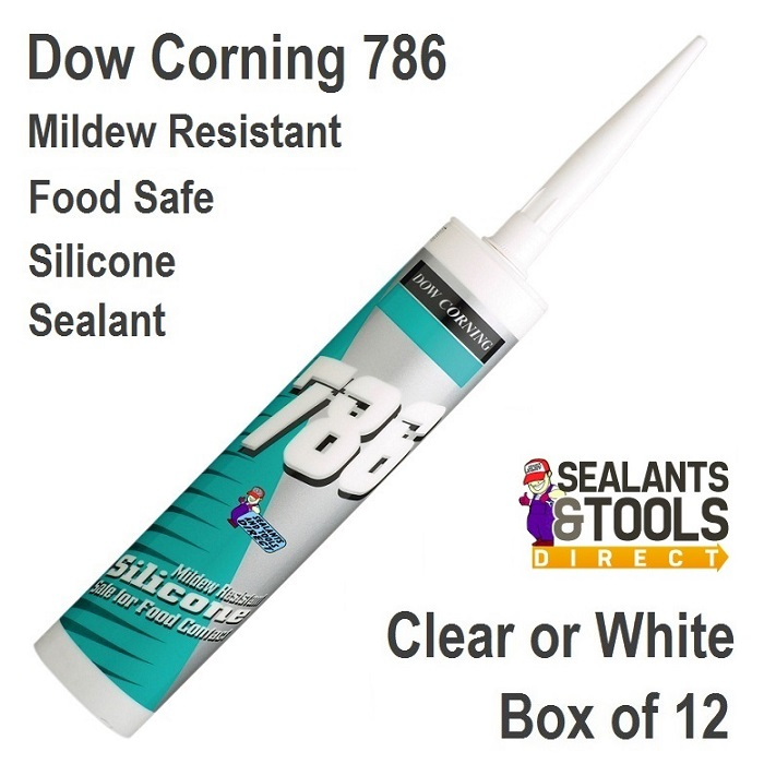 Dow Corning 786 Food Safe silicone