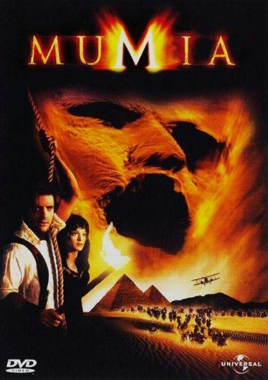 Mumia / The Mummy (1999) PL.BRRip.XviD-GR4PE | Lektor PL