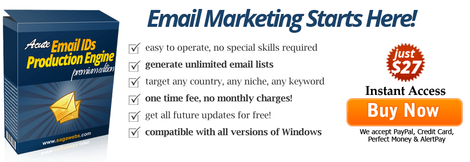 Cracked - Acute Email IDs Production Engine v10 5 3 Full | Download