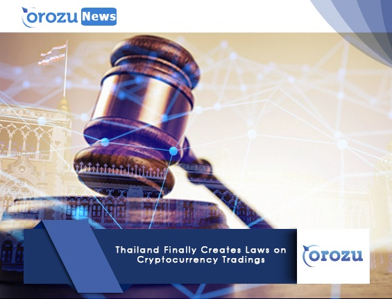 Thailand creating laws about crypto trading