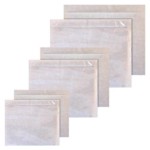 Plain 200 x DL Documents Enclosed Envelopes Wallets
