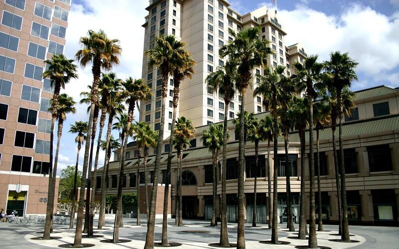 San José CA city photo