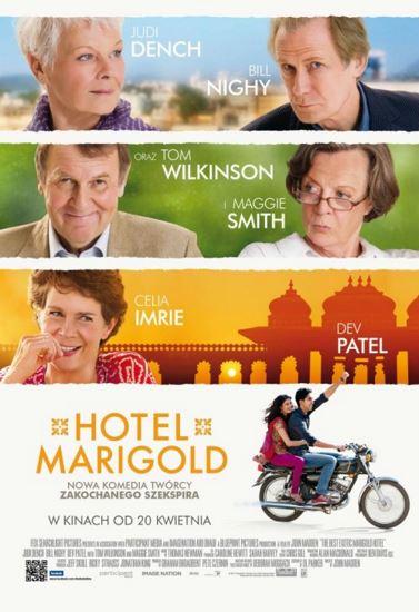 Hotel Marigold / The Best Exotic Marigold Hotel (2011) PL.BRRip.XviD-GR4PE | Lektor PL