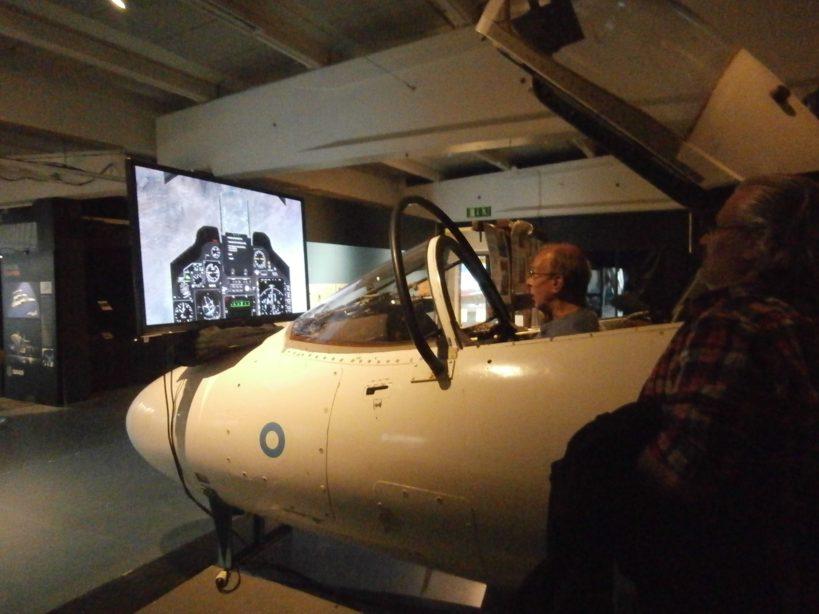 Zrakoplovni muzej u Vantaa-i kod Helsinkija, Finska P8150392