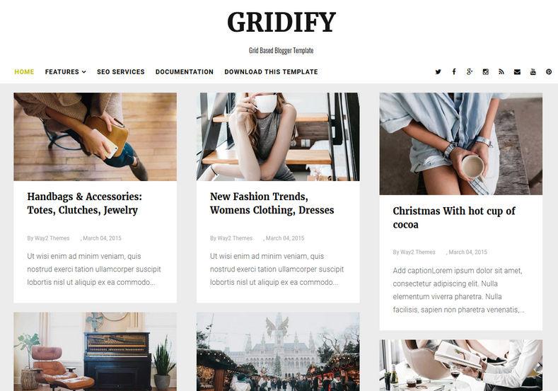 Gridify_Responsive_Blogger_Template