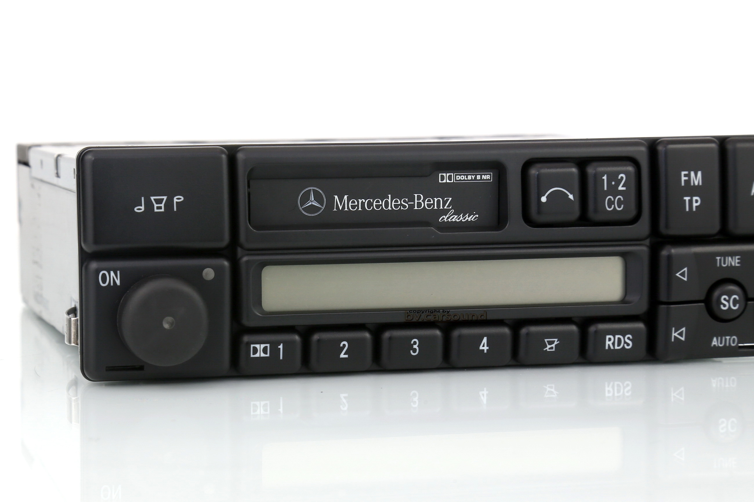 mercedes benz classic radio becker be1150 mit aux. Black Bedroom Furniture Sets. Home Design Ideas
