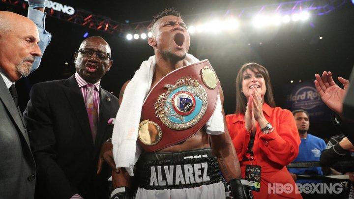 Eleider Alvarez - Не забывайте победителя
