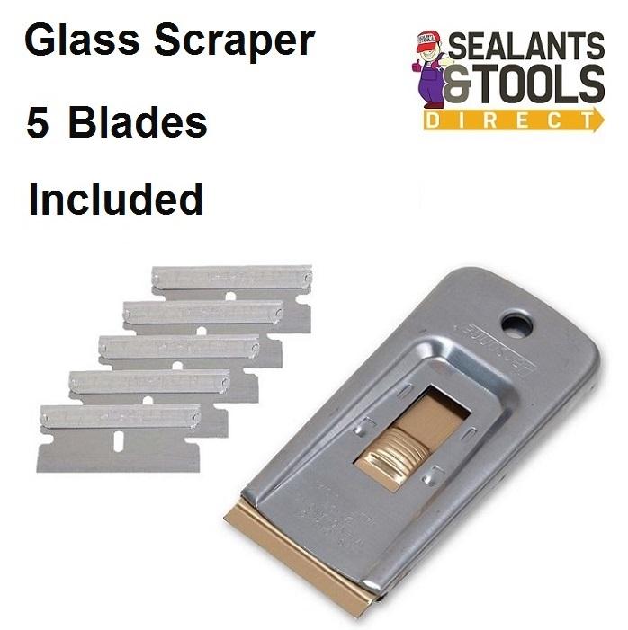 American Line Glass Scraper Retractable PSA660445