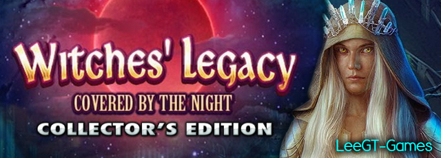 Witches Legacy 10: Covered By The Night Collector's Edition [ vFinal ]
