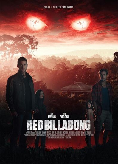 Krwawa Godzilla / Red Billabong (2016) PL.BRRip.XviD-GR4PE | Lektor PL
