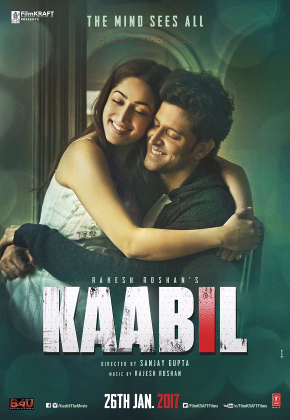 Kaabil (2017) Hindi 720p WEB-DL 1.1GB x264