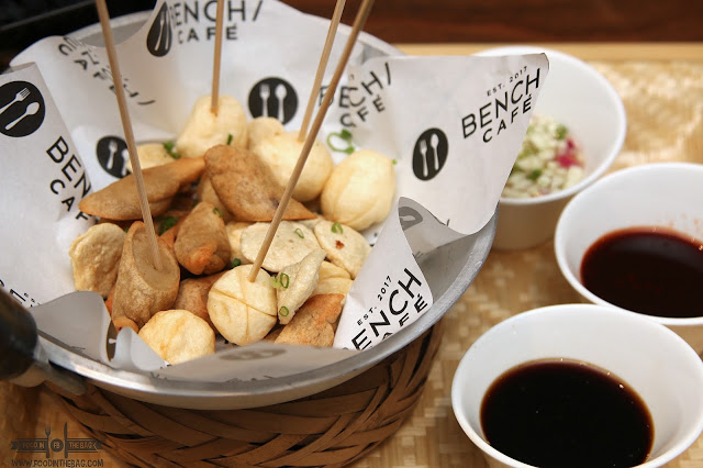 BENCH CAFE IN BGC: Filipino Food Elevated Through Technique