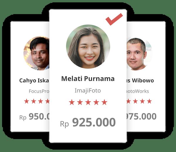 Servolia.com On Demand Photographer Marketplace Indonesia Asia