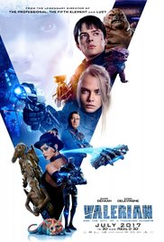Valerian and the City of a Thousand Planets (2017) Cam Latino YG