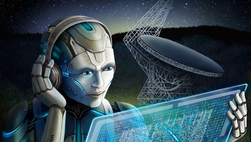 Искусственный интеллект помогает находить таинственные быстрые радиовсплески