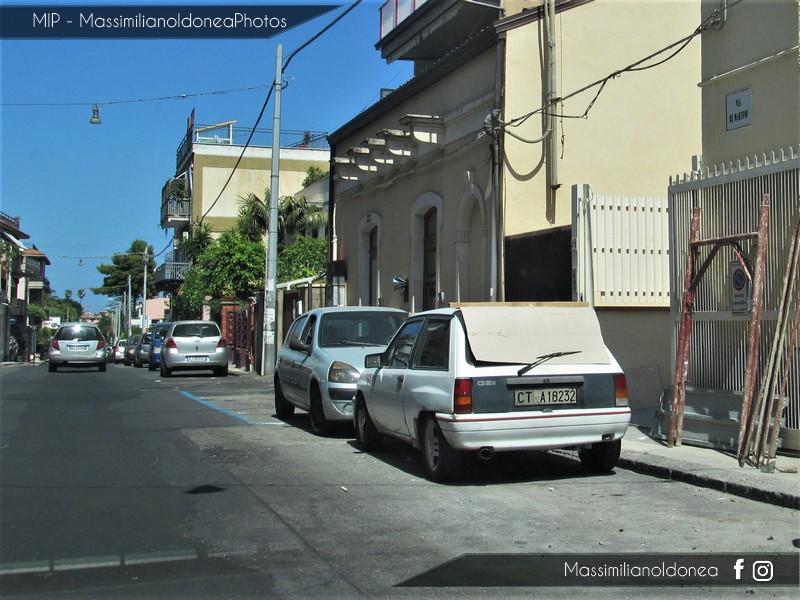 avvistamenti auto storiche - Pagina 30 Opel_Corsa_GSI_1_6_101cv_92_CTA18232