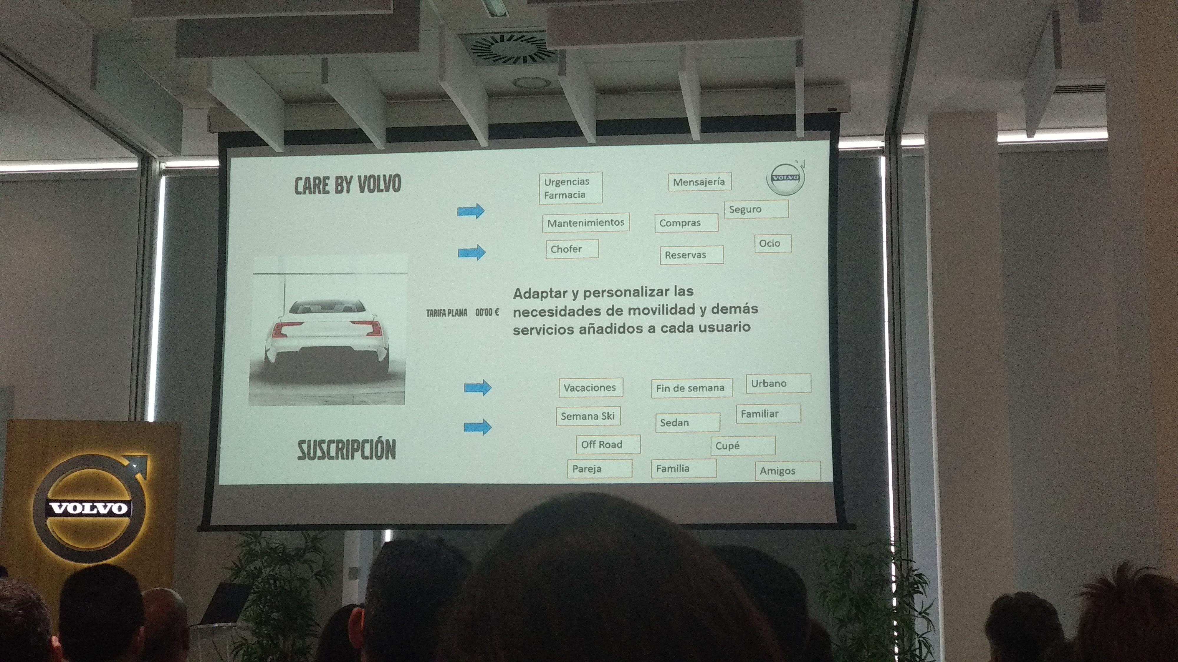 Curso de Conducción segura de Volvo 10