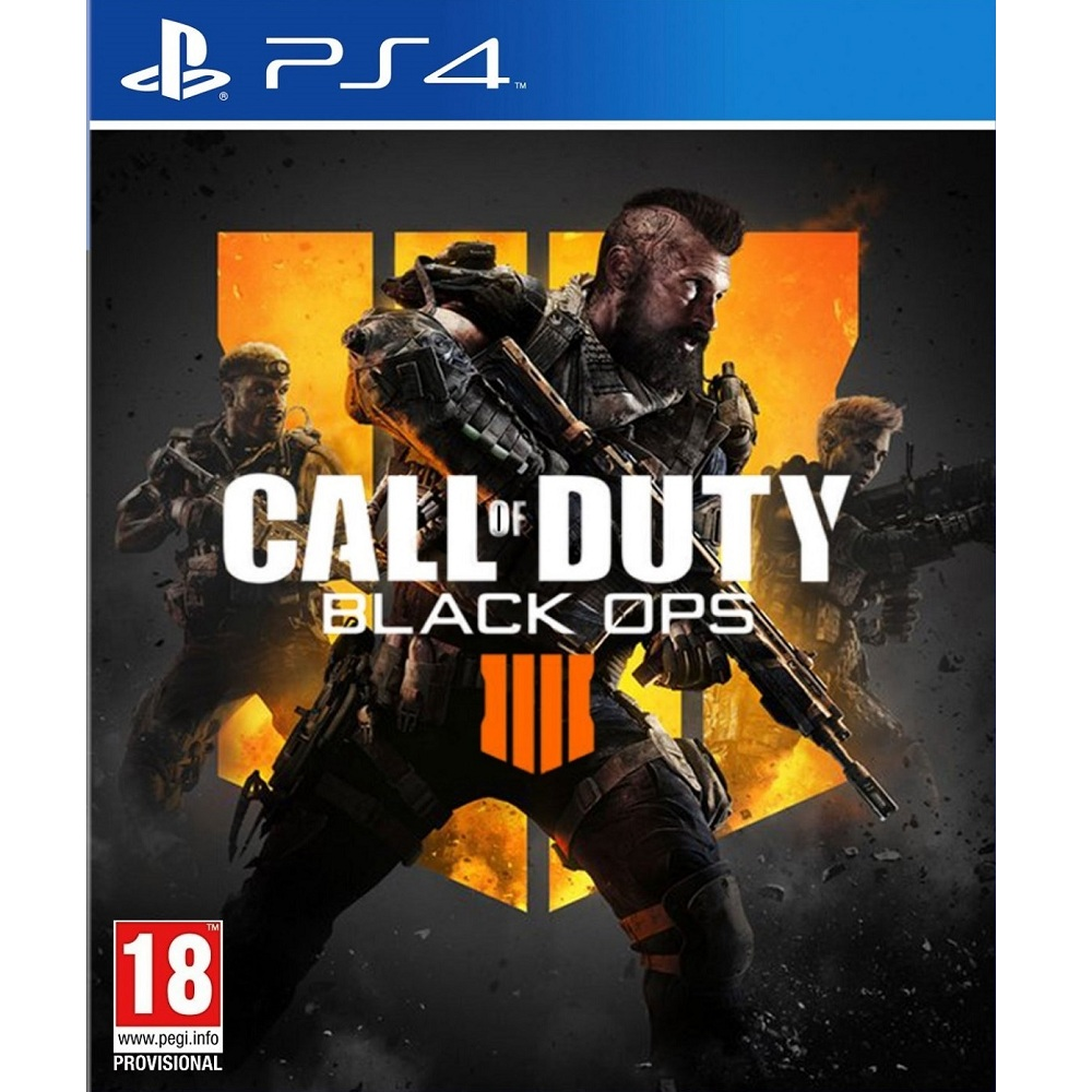 PS4 Call of Duty : Black Ops 4 (Basic) Digital Download