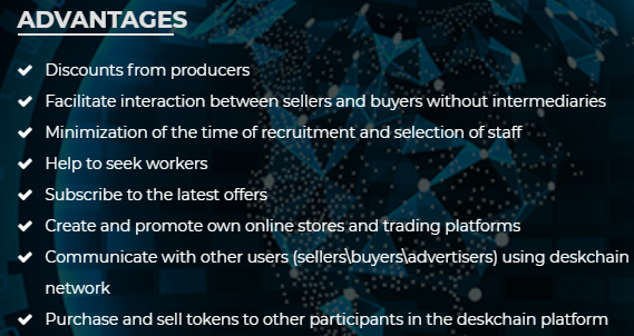 {filename}-[ann][ico] Deskchain - A Classified Platform For Buyers And Sellers!