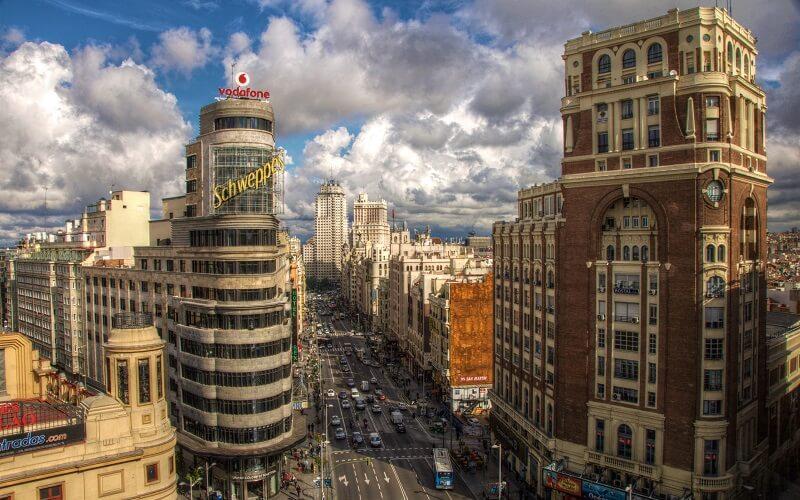Foto de la ciudad de Madrid