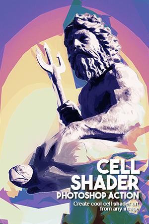 cell shader