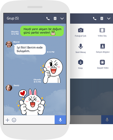 LINE v5.2.0.1452 for Windows