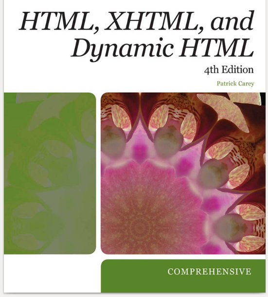 Download New Perspectives on HTML, XHTML, and Dynamic HTML 4th Edition Comprehensive by Patrick Carey PDF 2010 {SPirate} Torrent